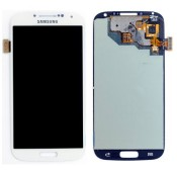 VITRE TACTILE - ECRAN LCD SAMSUNG Galaxy S4 I9500 - Blanc - GH97-14666A