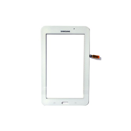 VITRE TACTILE SAMSUNG Galaxy Tab 3 T113 - Blanche