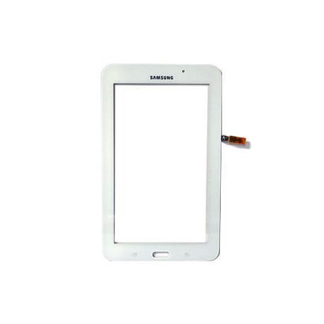 VITRE TACTILE SAMSUNG Galaxy Tab 3 T113 - Blanche