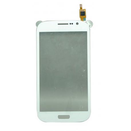 ENSEMBLE VITRE TACTILE + ECRAN LCD + CADRE Samsung Galaxy Grand Neo i9060 - GT-I9060 - Blanc