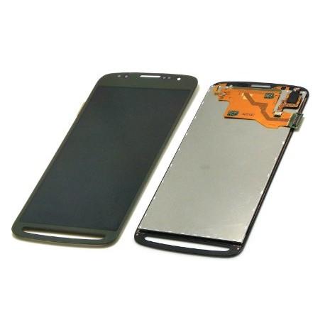 ENSEMBLE NEUF VITRE TACTILE + ECRAN LCD SAMSUNG Galaxy GT-I9295 - NOIR
