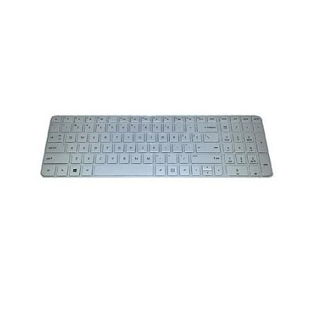 CLAVIER AZERTY NEUF HP G6-2000 - 699498-051 - 684689-051 - BLANC - Gar 3 mois - Avec Cadre