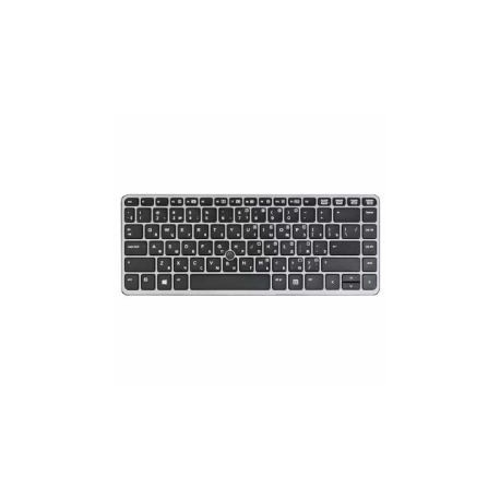 CLAVIER AZERTY NEUF HP Elitebook 745, 750, 755, 840, 850 G2, - 776475-051 - Rétroéclaire, Dual Pointing