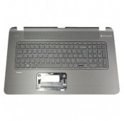 CLAVIER AZERTY + COQUE NEUF HP 17-F, 17T-F, 17Z-F, 17-F004DX 17-F019WM - 765806-001