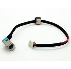 CONNECTEUR DC JACK + CABLE ACER ASPIRE 5551, 5251, 5741, 5750G - 50.PSV02.011 - Gar.3 mois - 90W