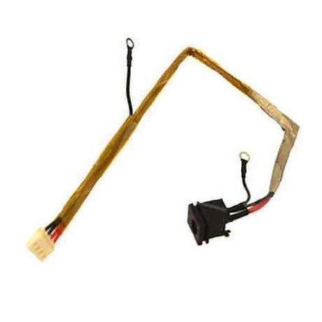 Connecteur alimentation DC Power Jack + Câble pour PACKARD BELL Easynote MZ35, MZ36, MZ45 series - 7421130000- Gar.3 mois