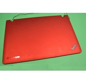COQUE ECRAN IBM LENOVO Thinkpad E520, E525 - 04W3266 - 04W1844 - Rouge