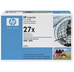 TONER HP NOIR HAUTE CAPACITE POUR LASERJET 4000-T-N-4050