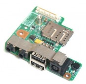CARTE FILLE NEUVE USB, DC JACK, Audio DELL E5400 E5500 - 0C959C