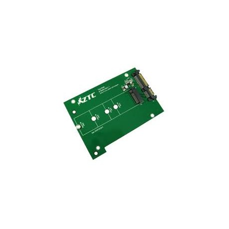 Adaptateur ZTC Thunder Board pour M.2 (NGFF) SSD vers SATA III - ZTC-AD001