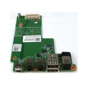 CARTE FILLE NEUVE USB, DC JACK, AUDIO DELL Latitude E5500 - F171C - 48.4x809.011