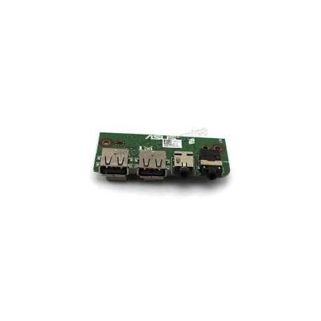 CARTE FILLE NEUVE USB, AUDIO ASUS N53S N53SQ N53SI N53SL - 69N01MB10C04-01
