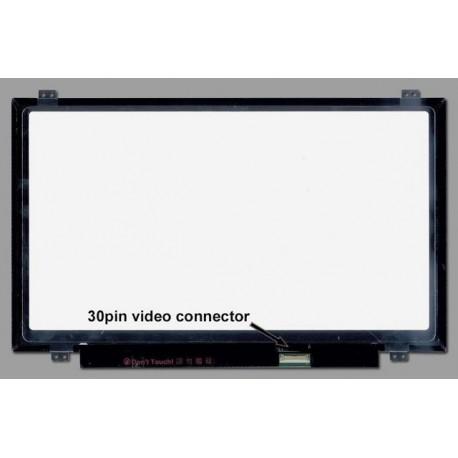 """DALLE NEUVE LED 14"""" 1366 x768 - 30PIN - Matte - LP140WH2-TPS1"""