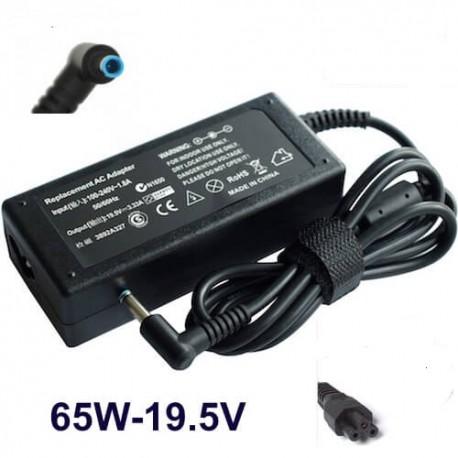 CHARGEUR NEUF COMPATIBLE HP ENVY 15 17 709987-003 - HSTNN-LA13 HSTNN-CA13 - 65w - 4.5mmX3mm