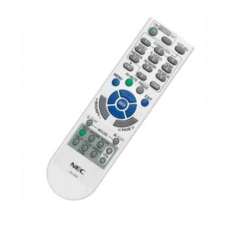 TELECOMMANDE NEUVE MARQUE NEC Projector M260X, M271X, M350X, V230X, P420X, U310W - 7N900921 - RD-448E