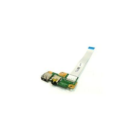 CARTE FILLE USB AUDIO NEUVE HP Pavilion Touchsmart 15-B series - DA0U36TB6C0 - 701687-001