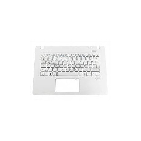 CLAVIER AZERTY NEUF + COQUE ACER V3-371 - 60.MPHN1.014 - Blanc