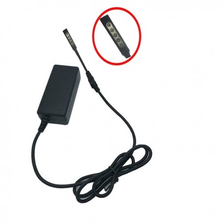 CHARGEUR NEUF COMPATIBLE MICROSOFT SURFACE RT 1516 - 12V - 45W