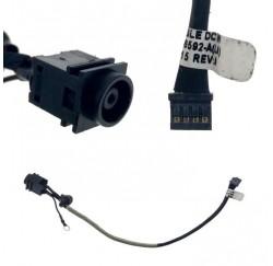 CONNECTEUR DC JACK + CABLE SONY VPCEC M980, PCG-91112M, PCG-91112L - 356-0101-6592_A