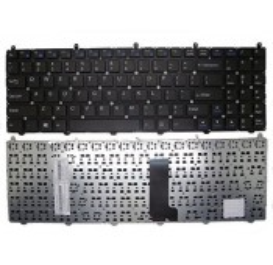 CLAVIER QWERTY US NEUF CLEVO W350 W370 W650 W655 W670 W370 W350ET W370ET - MP-12N73US-430