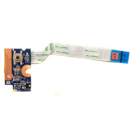 BOUTON POWER NEUF HP G62 CQ62 G56 - 595204-001 - 4EAX1PB0000 DA0AX1PB6E0