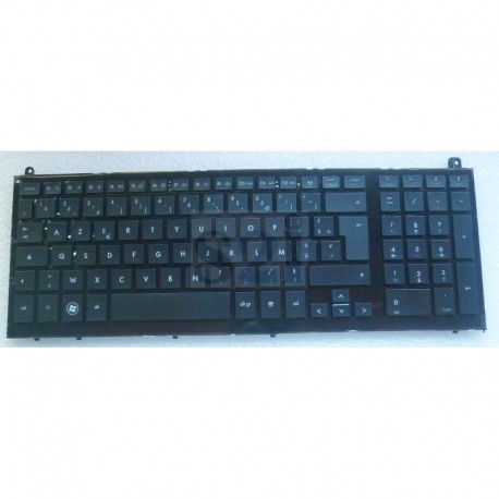CLAVIER AZERTY NEUF HP PROBOOK 4520S - 598691-051 - Version 15.6""