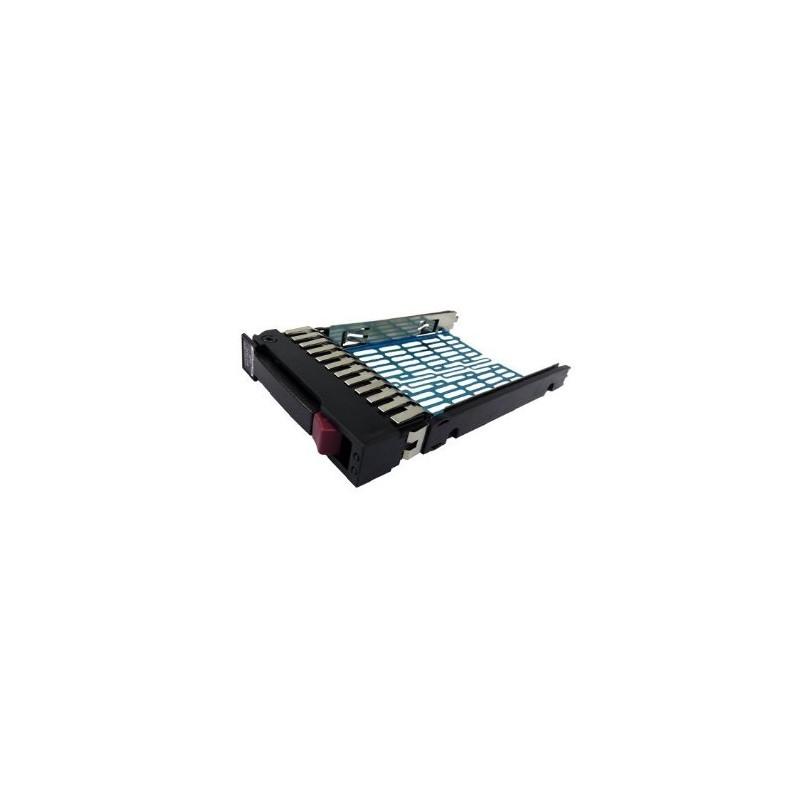 caddy disque dur neuf sas 2 5 sata hdd pour hp proliant ml370 g6 ml350 dl580 378343 002 s2i. Black Bedroom Furniture Sets. Home Design Ideas