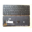 CLAVIER QWERTY US HP Elitebook 840 G1, 850 G1 - 731179-001 736654-001 - NSK-CP2BV