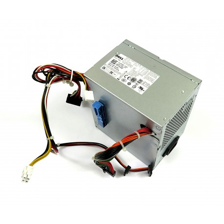 ALIMENTATION RECONDITIONNE DELL OPTIPLEX 760 - L255EM-01, F255E-00 - 255W