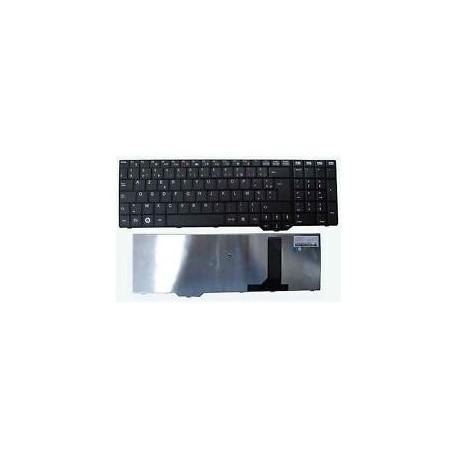 CLAVIER AZERTY NEUF FUJITSU AMILO XA3530 PI3625 LI3910 XI3650 XI3670 - NOIR - S26391-F170-B222