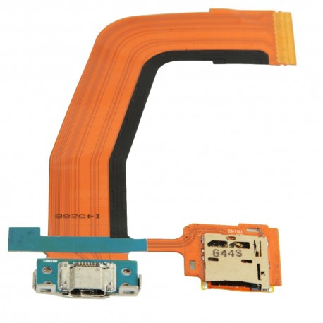 "FLEX CABLE avec PORT USB SAMSUNG Galaxy Tab S 10.5"" SM-T800 T805"