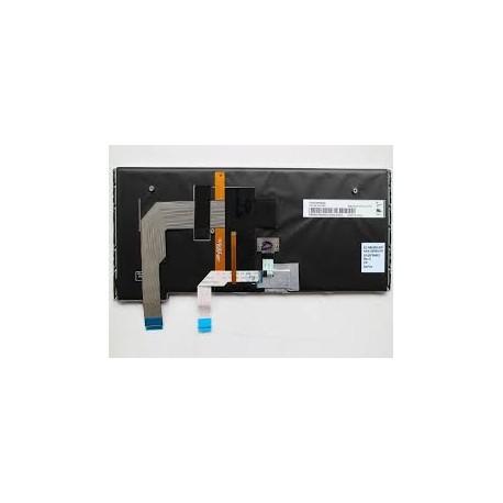 CLAVIER AZEY NEUF IBM LENOVO Yoga 14 - 00HW811 - HW811 - 9Z.NBSBW.00F NSK-Z60BW - Rétroéclairé