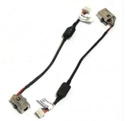 Connecteur DC+câble HP Mini 210 serie 2000, 2100, 2145DX, 2185DX, 110-3000