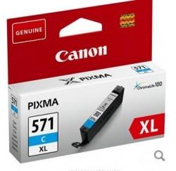 Cartouche CANON cyan Pixma MG575x, MG685x, MG775x CLI-571CXL