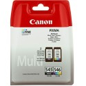 Pack cartouches CANON PG-545 et CL-546 MG2950 - 8287B005