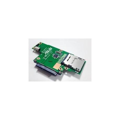 LECTEUR DE CARTE OCCASION SATA HDD ASUS K50IJ X50C - 60-NVKCR1000-D03