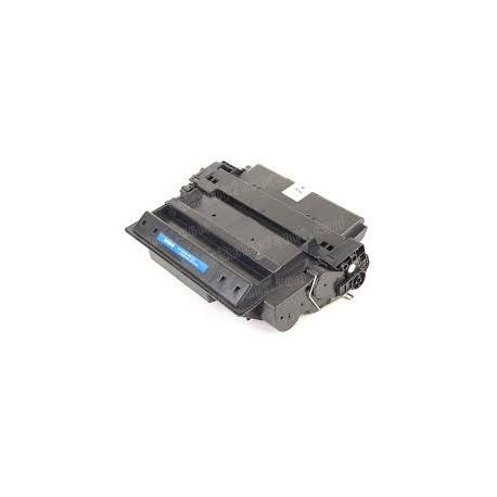 TONER NOIR COMPATIBLE HP LASERJET P3010, P3015d, P3015dn, P3015x - 12500 pages - CE255X
