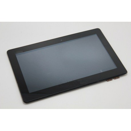 ENSEMBLE VITRE TACTILE + ECRAN LCD + CADRE ASUS T100CHI