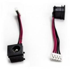 Connecteur alimentation DC Power Jack + Câble pour TOSHIBA TECRA M2 M3 series - P000400030