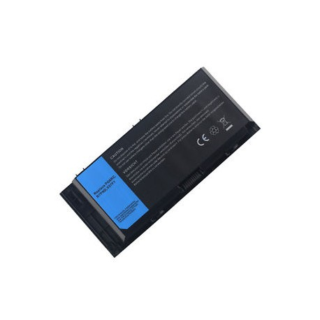 BATTERIE NEUVE COMPATIBLE DELL Precisino Mobile M4600, M6600 - 11.1V - 4400mah - T3NT1