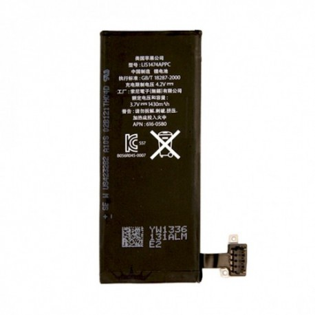 BATTERIE NEUVE COMPATIBLE IPHONE 4S - 616-0580 - 3.7V 1430mah