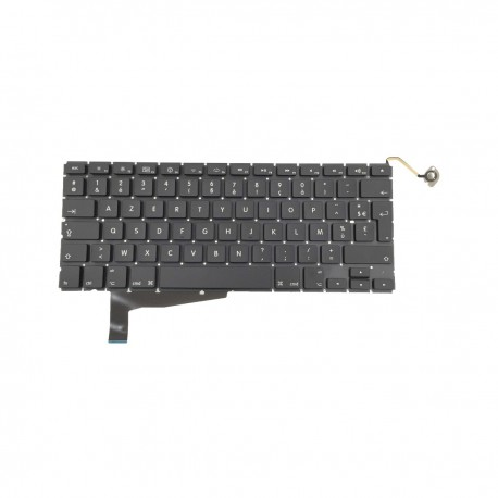 "CLAVIER AZERTY NEUF MACBOOK PRO 15"" A1286 - 2008"