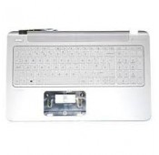 CLAVIER AZERTY NEUF + COQUE HP Pavilion 17-F - 765807-051