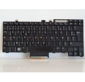Clavier AZERTY DELL Latitude E5500, E6400, E6500 - XX752- Gar.3 mois - Dual Pointing
