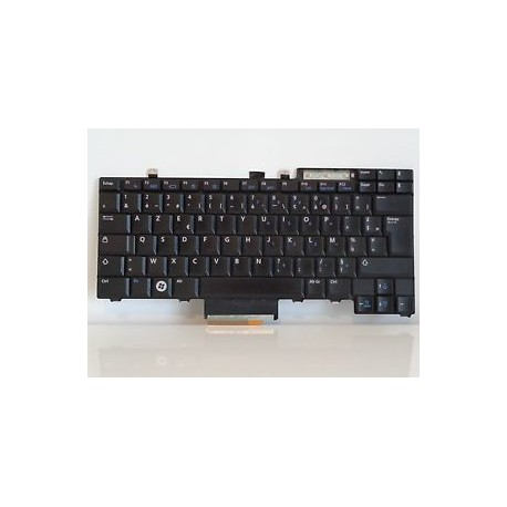CLAVIER AZERTY OCCASION DELL Latitude E5500, E6400, E6500 - XX752- Gar.3 mois - Single Pointing