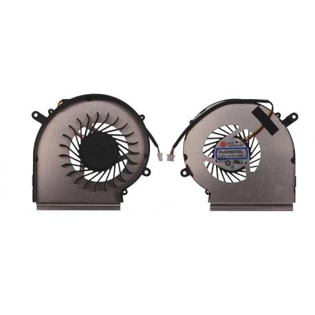 VENTILATEUR GPU NEUF MSI GE62 GE72 GL62 GL72 PE60 PE70- PAAD06015SL