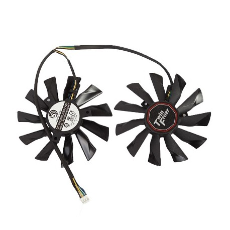 VENTILATEURS VIDEO NEUFS MSI R9-290X 280X-R9 R9-270X R7-260X - pld10010s12hh -