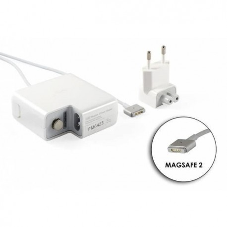 CHARGEUR NEUF APPLE MAGSAFE 2 MACBOOK ET MACBOOK PRO - A1424 - 85W