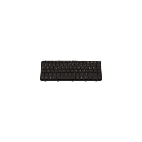 CLAVIER AZERTY HP PROBOOK 640 G1, 645 G1, Zbook 15, 17 - 738687-051