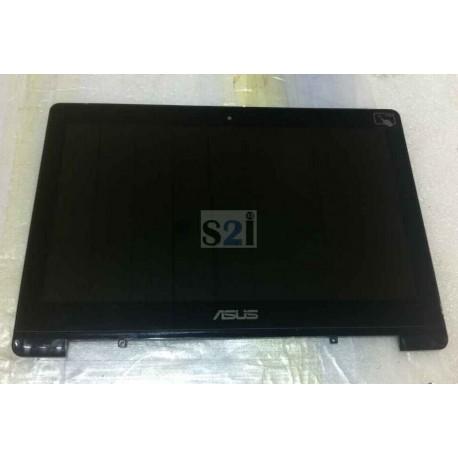 Ensemble vitre tactile+lcd NEUVE ASUS Vivobook S300, S300CA - Gar 3 mois - 5308R FPC-1